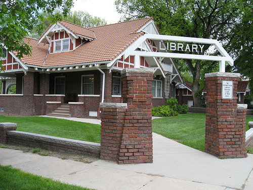 Heginbotham Library, Holyoke, CO