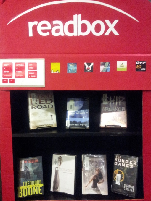 It's like a Redbox, only better.