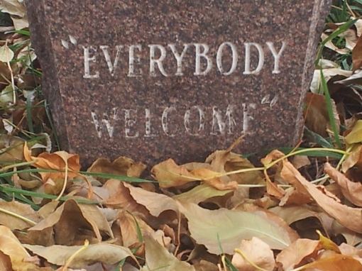 The most fitting thing I've ever found on a headstone.