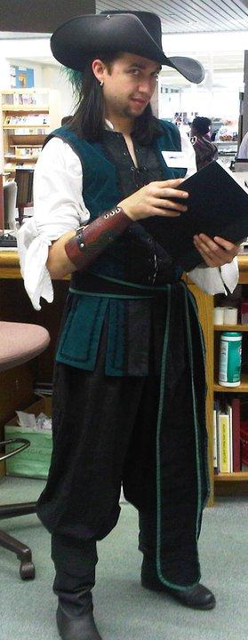 Library Pirate